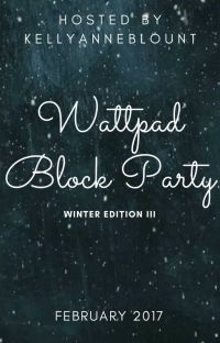 Wattpad Block Party - Winter Edition III cover