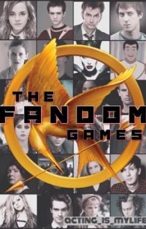 The Fandom Games by acting_is_mylife