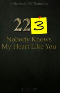 Nobody Knows My Heart Like You cover