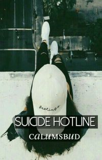 suicide hotline × l.h cover