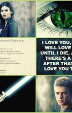 Cat Eyes ● Anakin Skywalker  by Raven-Renae-Lynn
