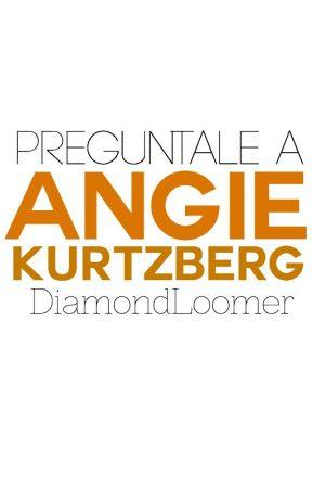 Pregúntale a Angie Kurtzberg/ Fire Fox (2da. generación) by DiamondLoomer