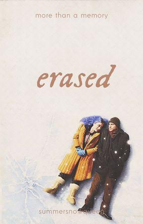 Erased by SummerSnowQueen