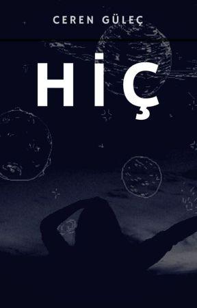 HiÇ ( 3 BiLiNMEYEN SERİSİ 1.KiTABI) by CerenGlc