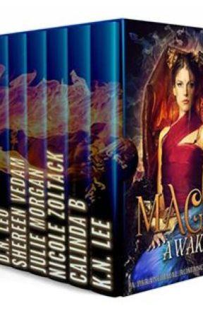 Magic Awakened by AndreaCooper1
