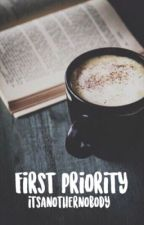 First Priority // Fantastic Beasts by itsanothernobody
