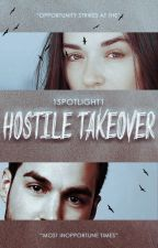 Hostile Takeover ❖ Jake Riley | ✓ [book 1] by SleekerVae