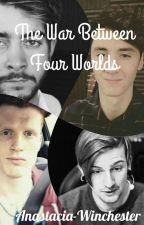 The War Between Four Worlds (8BitRyan x Dawko x Bazamalam x Razzbowski x Reader) by Anastacia-Winchester