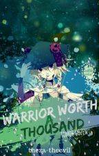 Warrior Worth A Thousand   Drifters (Anime) Fanfiction by theza-theevil