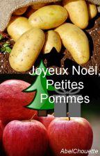 Joyeux Noël, Petites Pommes by AbelChouette