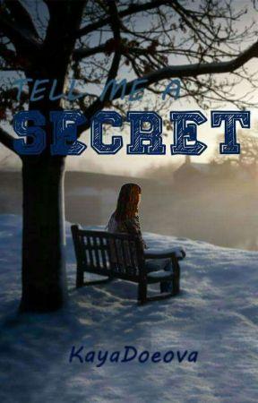 Tell me a secret...  |HP FF| by KayaDoeova