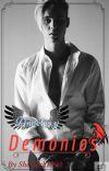 Ángeles y demonios - ~Novela de Justin Bieber y tú ~- Original cover