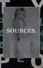 Sources → 𝐂. 𝐄𝐕𝐀𝐍𝐒 ✓【 𝐑.𝐖 】 by -snarkystark