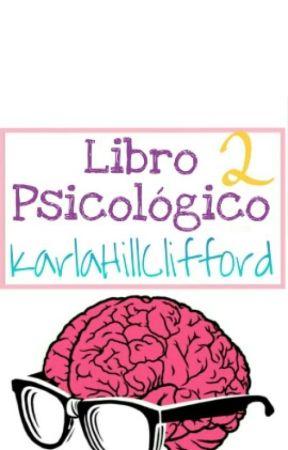 ※Libro Psicológico II※ CANCELADA by Kxrlsxdc