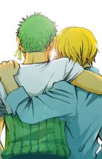 How I Met Your Father (Sanji x Zolo) by LittleSnowCloud
