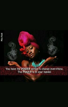 Black woman by marieward101