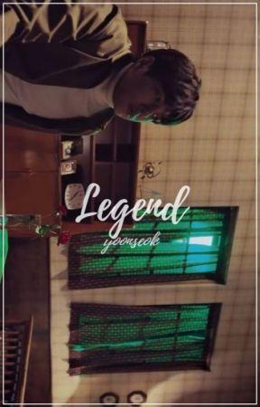Legend 》 YOONSEOK by inspirited-away