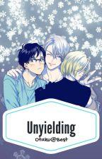 Unyielding - Yuri On Ice Reader Insert by Otaku_at_best