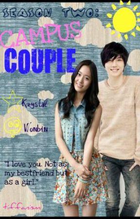 Season 2: Campus Couple ~ ♡ by tiffanism