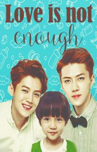 Love is not enough cover