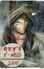 ||Exy's Xmas|| I'm sorry grandpa by TheBaddus