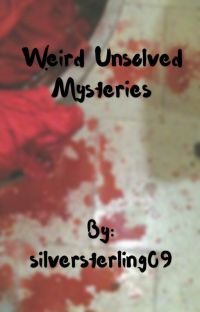 Weird Unsolved Mysteries cover