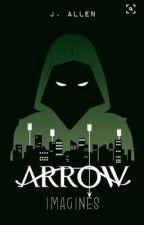 Arrow Imagines by jashanaa