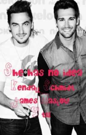 She has no idea | Kendall Schmidt & James Maslow | by maslover