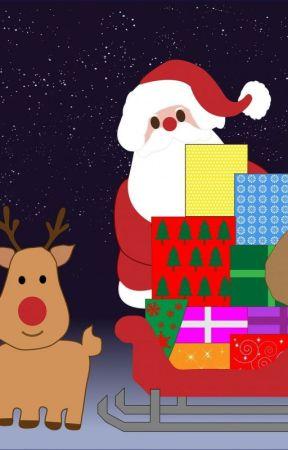 Christmas Eve by Kazzmoss