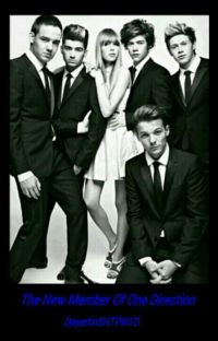 The new member of One Direction cover
