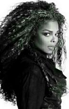Adopted by Janet Jackson by BabeBabe_Redrick