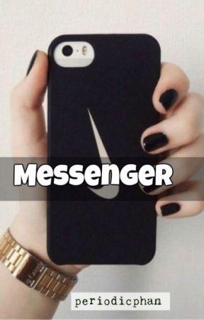 Messenger :: Daniel Gillies by periodicphan