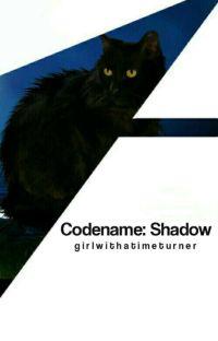Codename: Shadow (Newt Scamander) cover