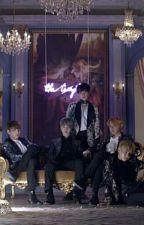 BTS: Save me (Gang AU) by LJacelyn