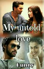 My untold love (Complete)- Under Re-Edition. by SvShri
