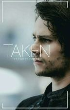 Taken    Dylan o'brien✔ by strangerstime