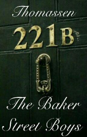 The Baker Street Boys (Johnlock Oneshots) by AuburnSilver