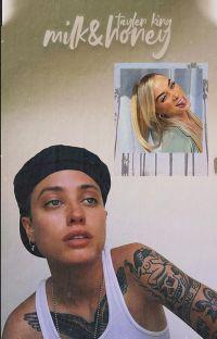 Milk and Honey (GirlxGirl)(Lesbian Story) cover