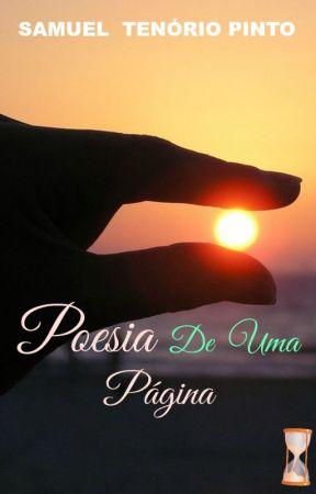 Poesia de Uma Página by samueltenorio219