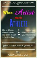 When Artist meets Athlete by AsiaGirl723