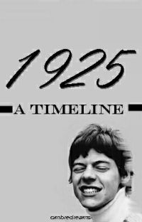1925 (A Timeline)  cover