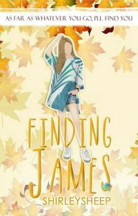 Finding James cover