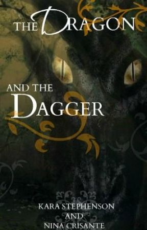 The Dragon and the Dagger by KaraStephenson