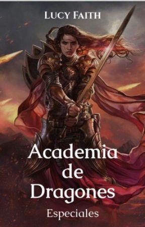 Especiales de la Academia  by SilverFaith_
