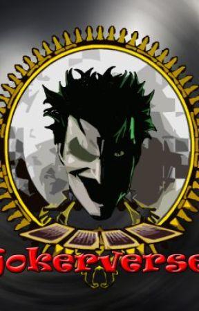 The Batman: Jokerverse by DoctorSparrow