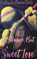 ~Donnie X Reader : A Strange, But Sweet Love~ by leylalovescats