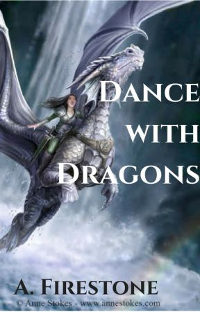 Dance with Dragons   Book 2 of the Rising Phoenix Chronicles (REWRITTEN VERSION) by Ashburn1198