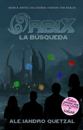 Orbix: La búsqueda by CaptainQuetzal