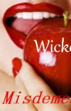 Wicked Misdemeanors (girlxgirl principal/student) by gothgirl22