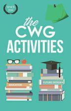 CWG ACTIVITY's [ OPEN MEMBER Gen 2 ] by ChronicleWG